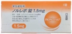 ノルレボ錠